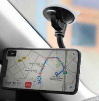 מתקן לטלפון לרכב עם מגנט לטלפון