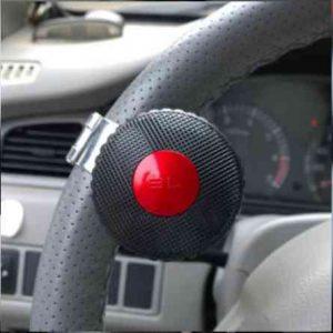תפוח הגה לסיבוב נוח על ההגה